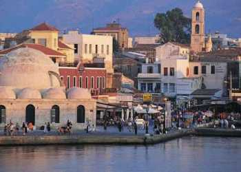 Chania-Crete-
