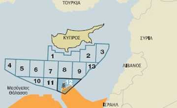 «Ανεβαίνει η θερμοκρασία» στην κυπριακή ΑΟΖ