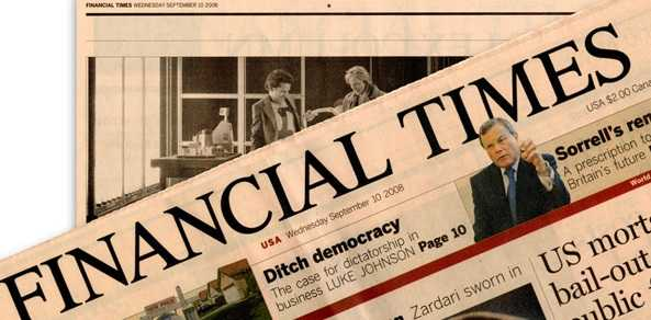 F.T: Βρυξέλλες και Βερολίνο φοβούνται μήπως ο A.Σαμαράς ξαναγίνει αντιμνημονιακός