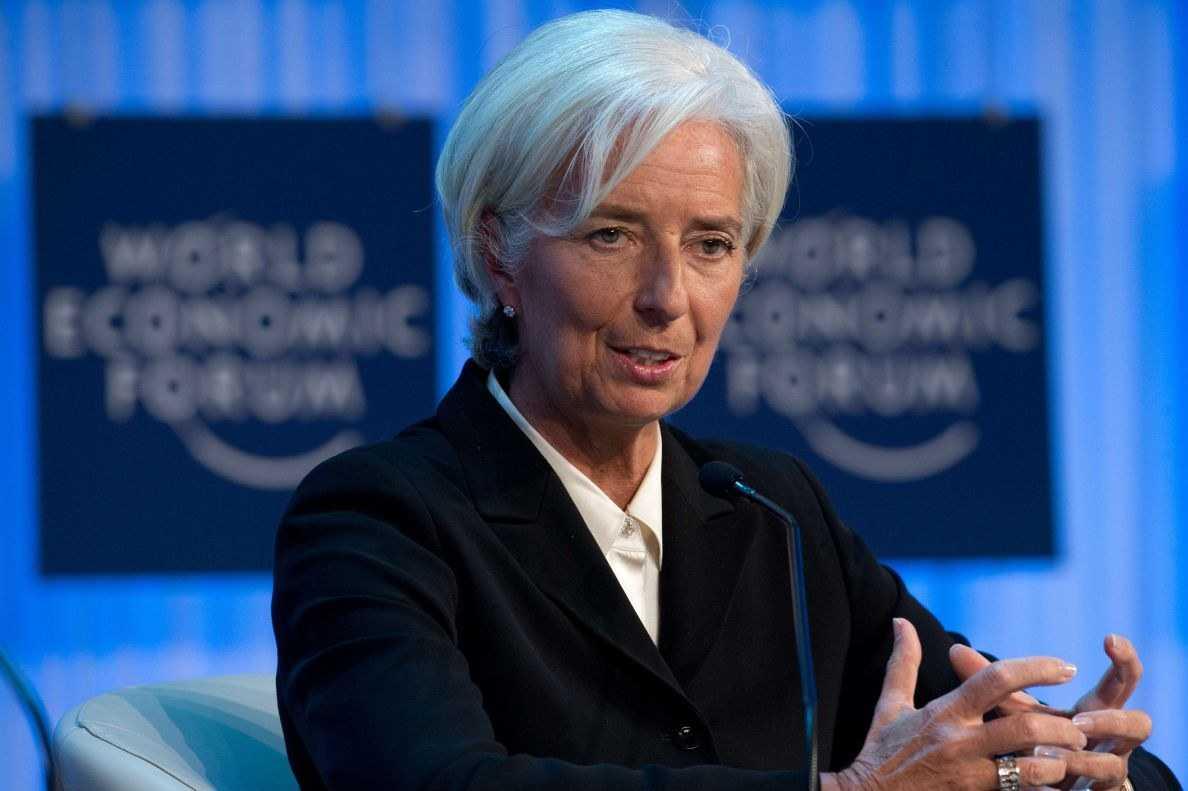 Κ. Λανγκάρντ: Xρειάζεται αναδιάρθρωση του χρέους ώστε το μέλλον της ελληνικής οικονομίας να μπορέσει να είναι βιώσιμo