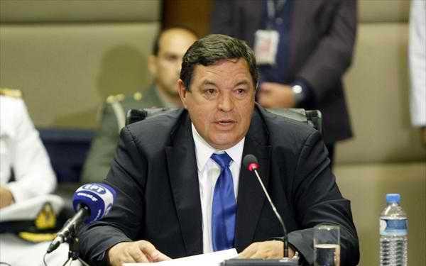 Φράγκος Φραγκούλης: Να μεγαλώσει η δύναμη του Ελληνισμού