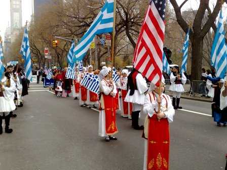 Greek Independance Day in New York: Four Greek American women are this year's honorees