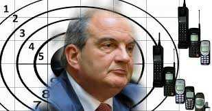 Εντοπίστηκε ο υπάλληλος της αμερικανικής πρεσβείας που παρακολουθούσε τον Καραμανλή