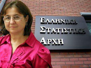 Σεισμός πολλών ρίχτερ για Κυβέρνηση, Δικαιοσύνη και EUROSTAT, οι δηλώσεις της Ζωής Γεωργαντά