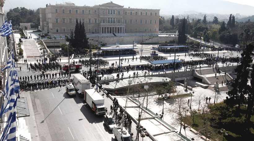 «Οχυρό» η Αθήνα για την παρέλαση