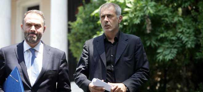 Γ. Μώραλης: Με τον κ. Σαμαρά, είχαμε μια εποικοδομητική συνάντηση