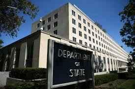 Χαιρετίζει την απελευθέρωση τον δύο στρατιωτικών το Στέιτ Ντιπάρτμεντ