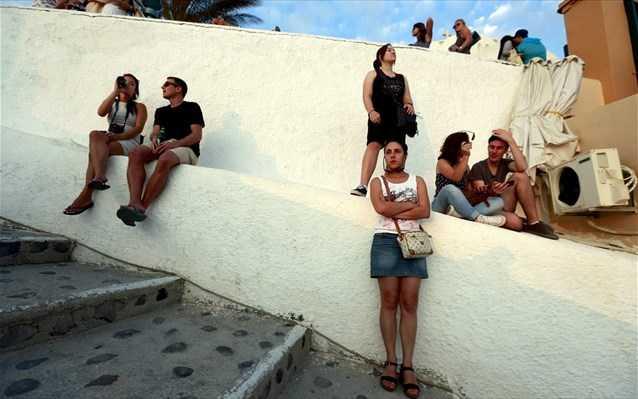 Αμείλικτα τα στοιχεία για τον τουρισμό