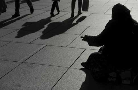 One in three Greeks live in conditions of poverty and social exclusion according to Eurostat