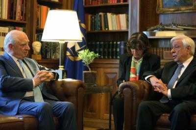 Π. Παυλόπουλος: Απαραίτητη η αλληλεγγύη στο προσφυγικό