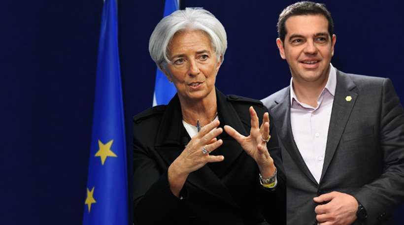 Τι μπορούμε να περιμένουμε από τη συνάντηση Τσίπρα-Lagarde