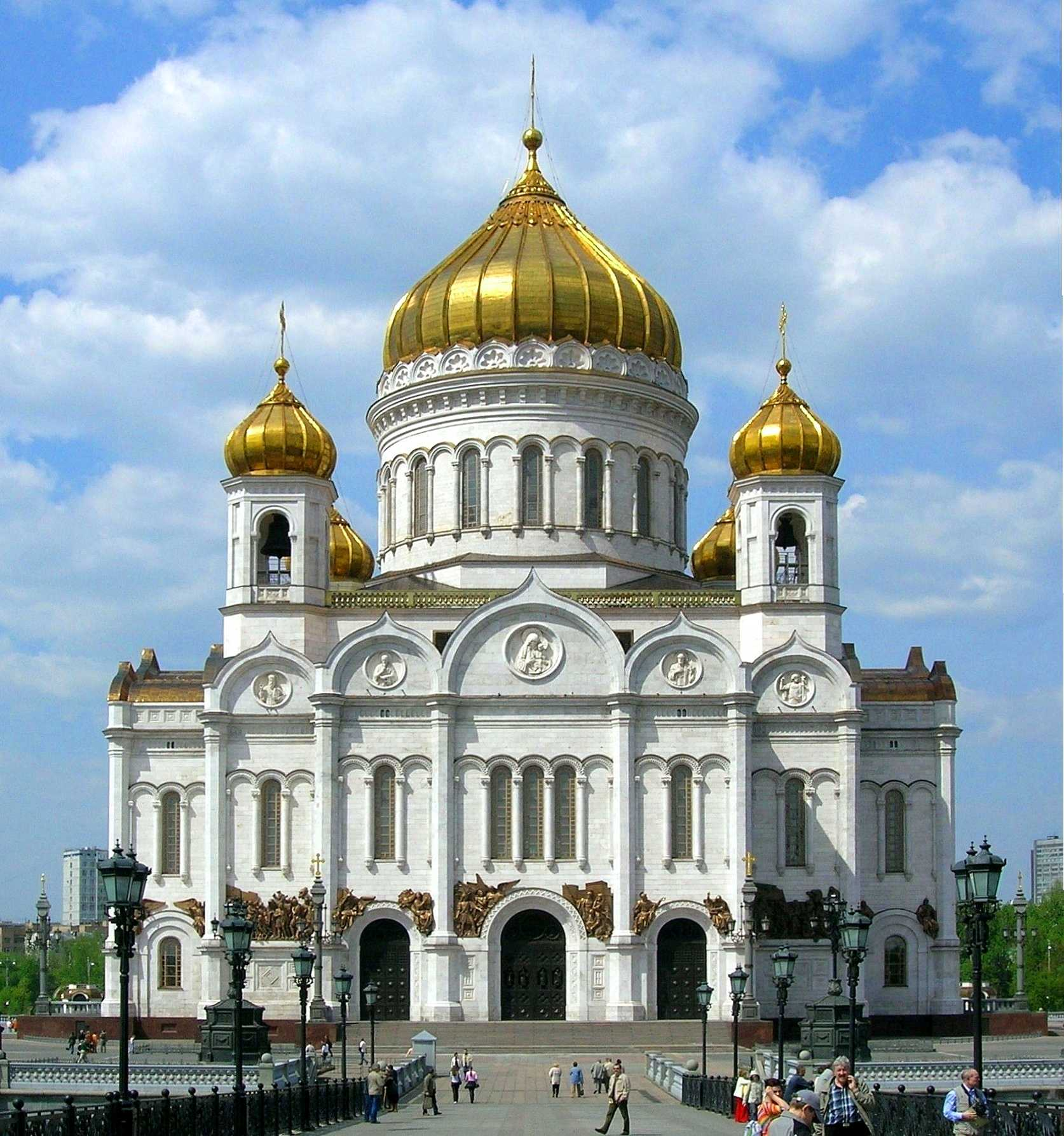 What are the consequences of the Russian Church's absence?