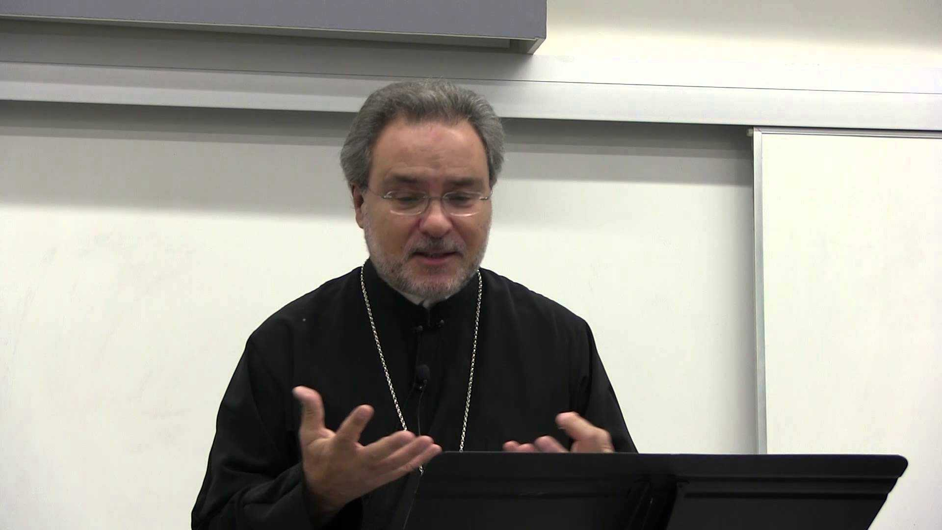Rev. John Chryssavgis: «the current mood in Crete is peaceful and focused»