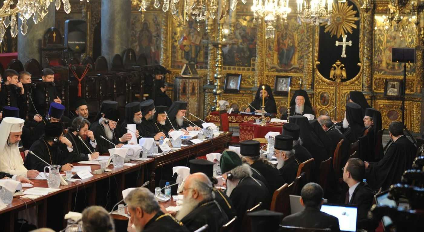 Pan-Orthodox Council: it will go ahead with or without you, theologian tells Churches