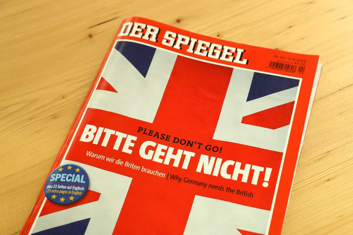 Is Brexit the end of the German regime?