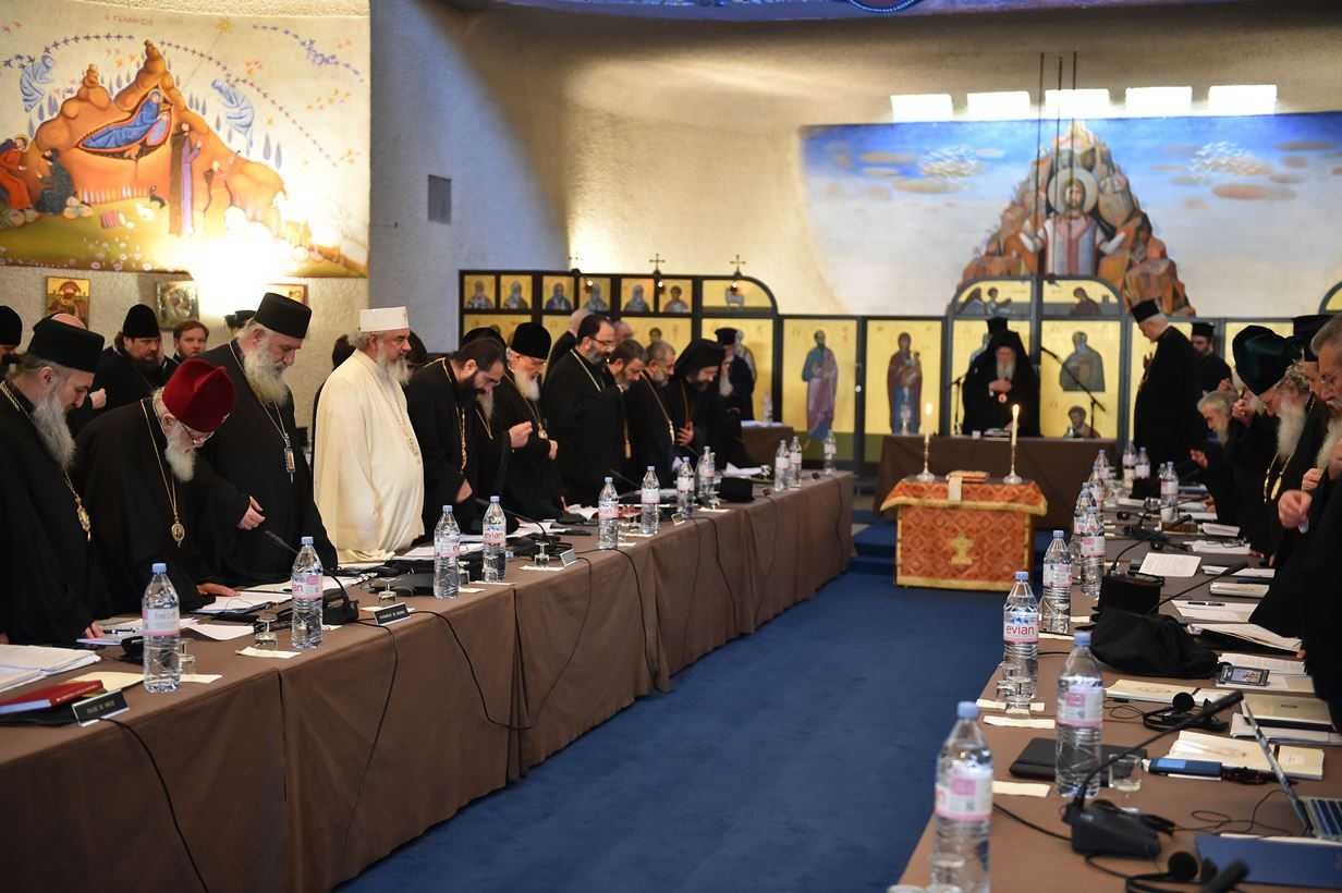 The Synaxis of Primates: a prelude to conciliarity and unity