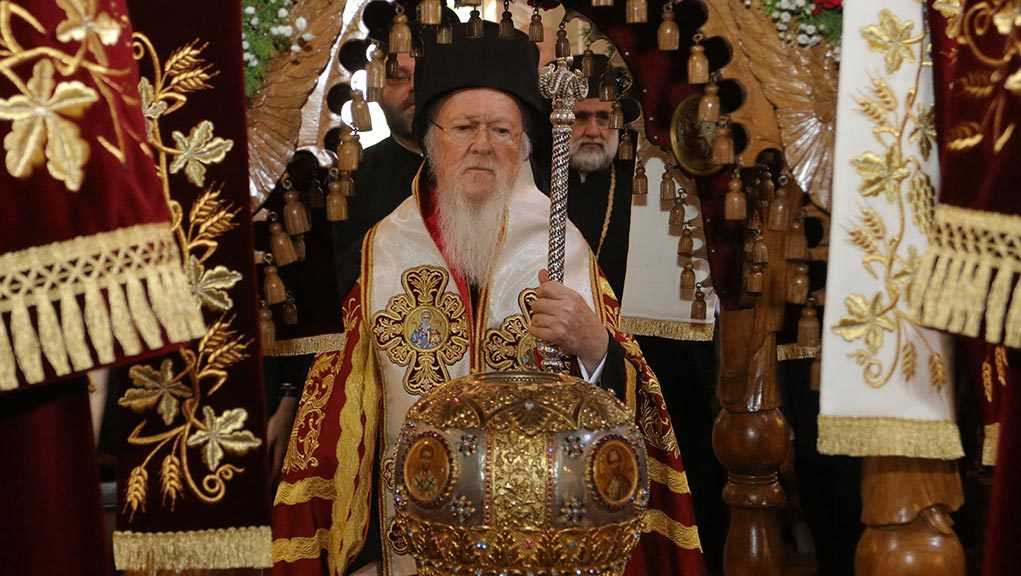 The homily of the Ecumenical Patriarch