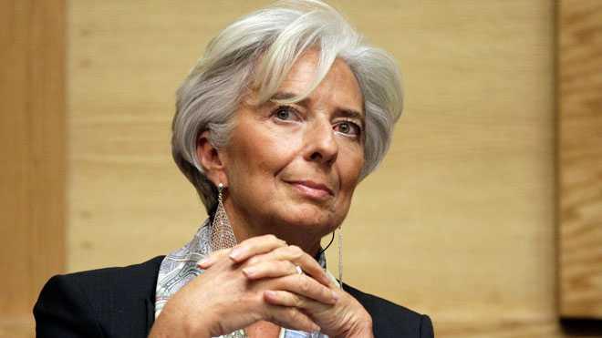 Λαγκάρντ : Η Αθήνα θα πρέπει να συνεχίσει τις μεταρρυθμίσεις και να υλοποιήσει όσα υποσχέθηκε