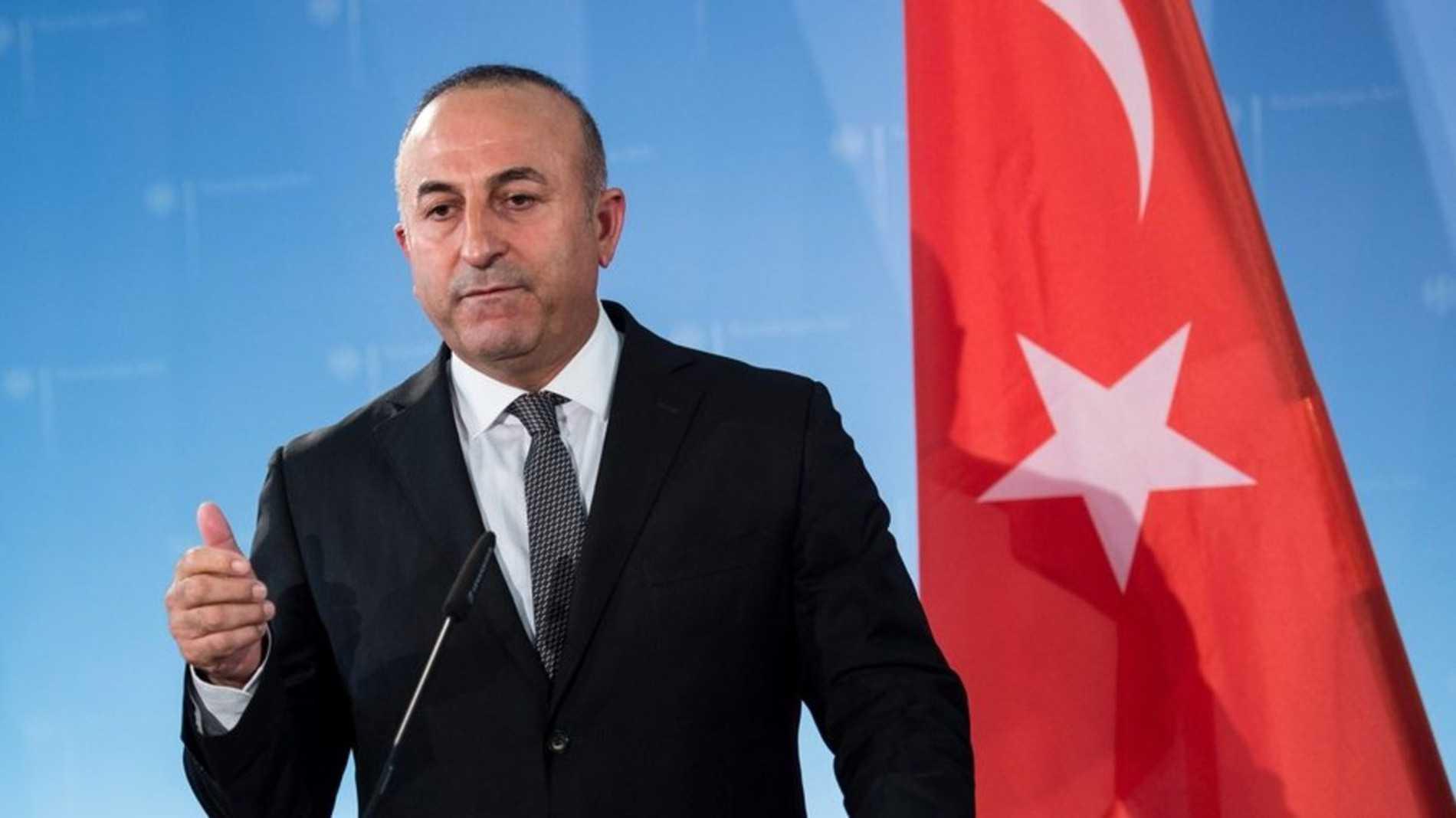 Συνομοσπονδία η δύο κράτη πρότεινε ο Τσαβούσογλου για το Κυπριακό
