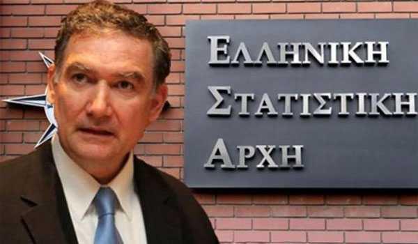 Εξελίξεις στην υπόθεση Γεωργίου-Αναιρείται η απαλλαγή του πρώην Προέδρου της ΕΛΣΤΑΤ