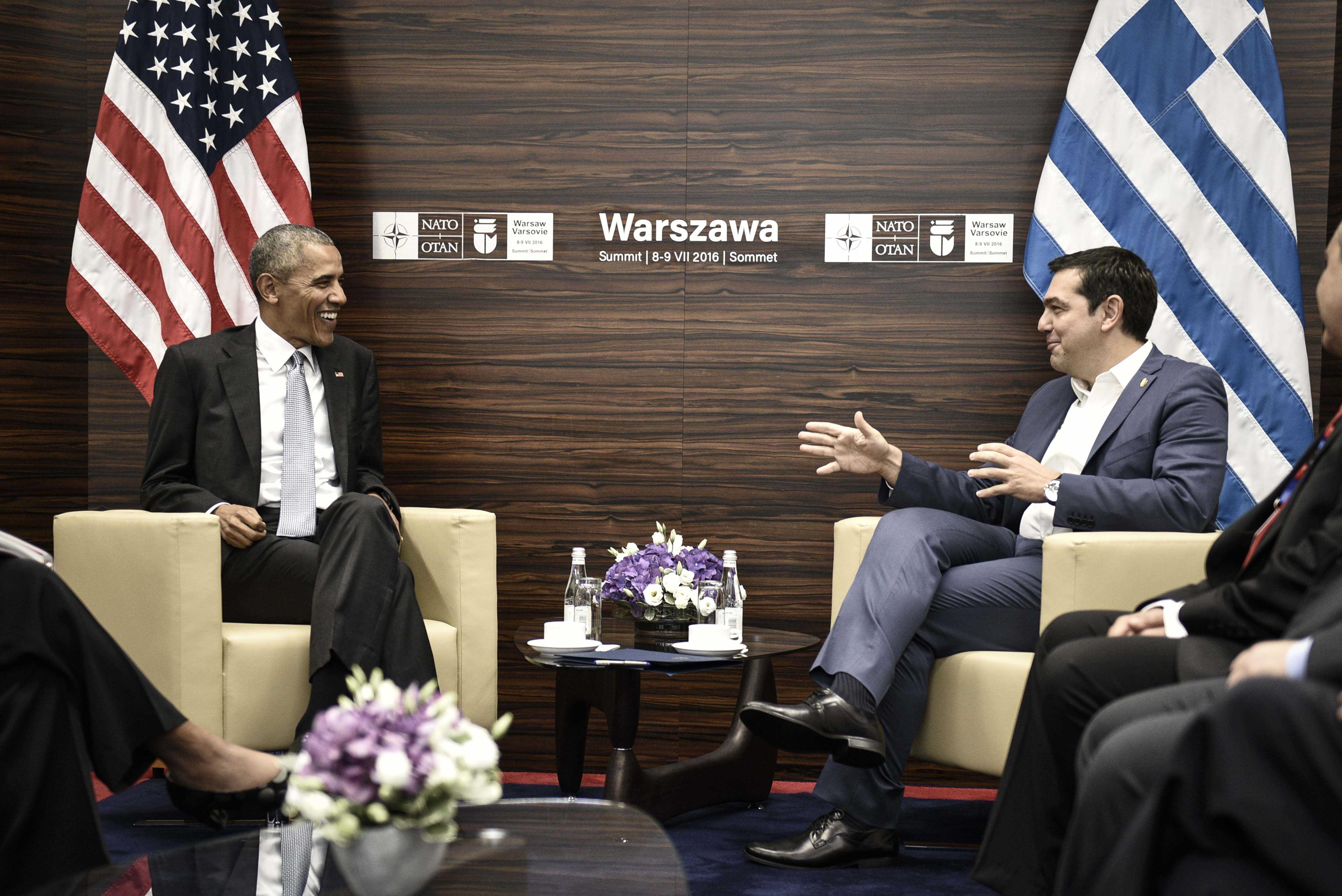 Επίσκεψη Ομπάμα: Η ελληνική ευκαιρία