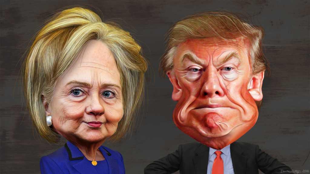 """Οι σκιτσογράφοι """"σχολιάζουν"""" το debate"""