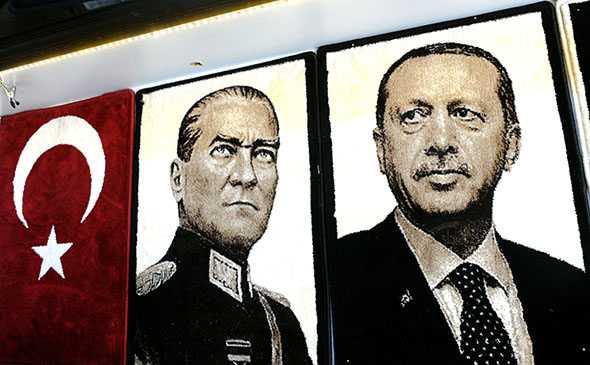 Understanding Turkey: a 100-year old dictatorship
