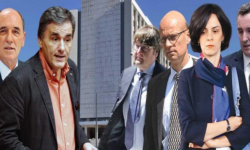 Νέος γύρος διαπραγματεύσεων κυβέρνησης-δανειστών