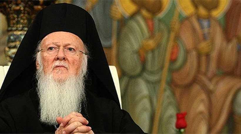 Ο Οικουμενικός Πατριάρχης κοντά στον πληγωμένο λαό της Λέσβου