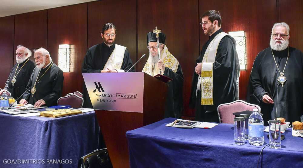 The Archdiocesan Council of the Greek Orthodox Archdiocese of America