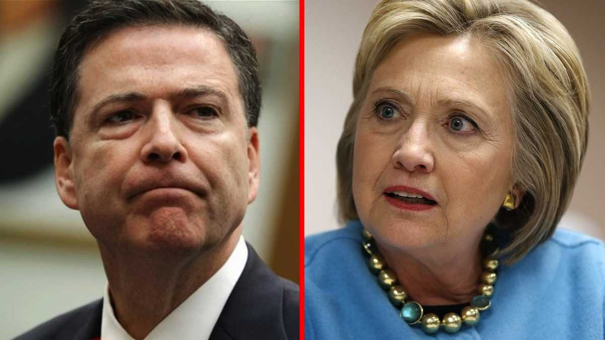 Why FBI's Director decided to make the probe public?