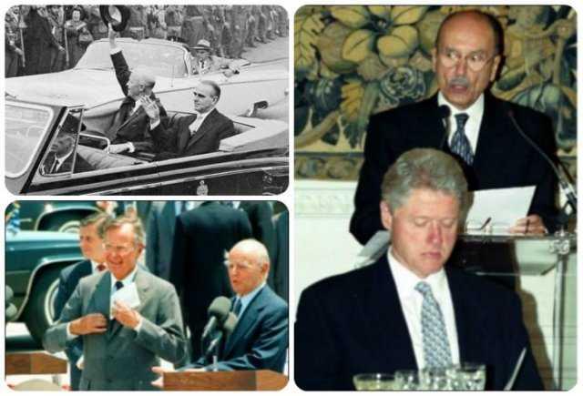 Ανασκόπηση: Οι επισκέψεις των Αμερικανών Προέδρων στην Ελλάδα