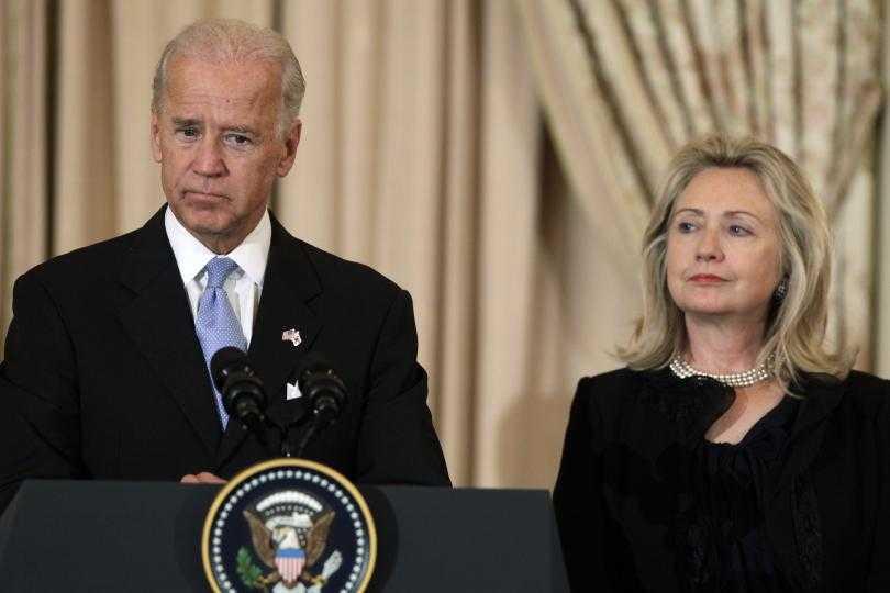Biden: «Clinton made mistakes»