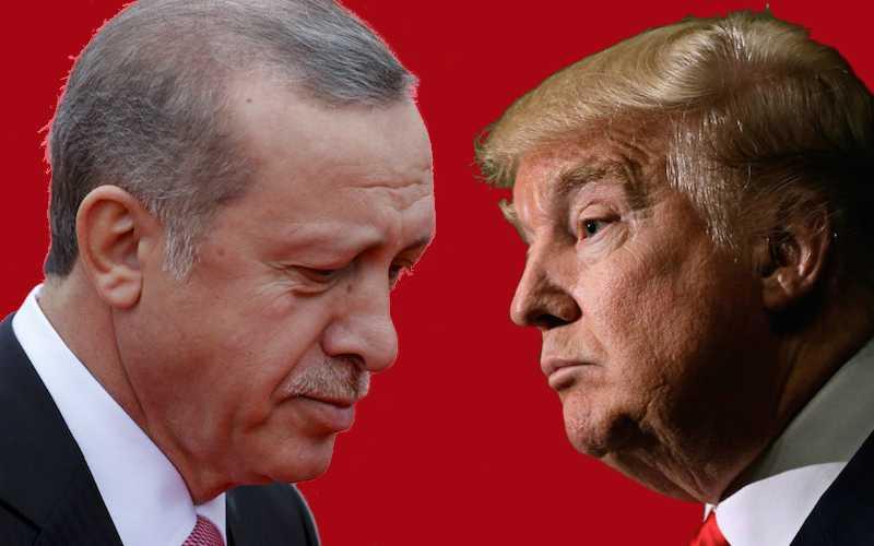 Πιέζει ασφυκτικά την τουρκική οικονομία η Αμερική