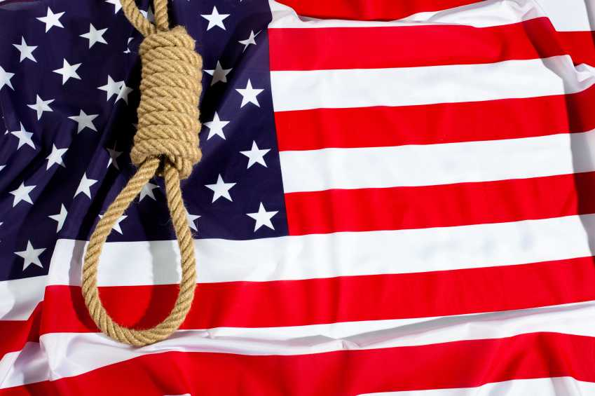 The death penalty remains