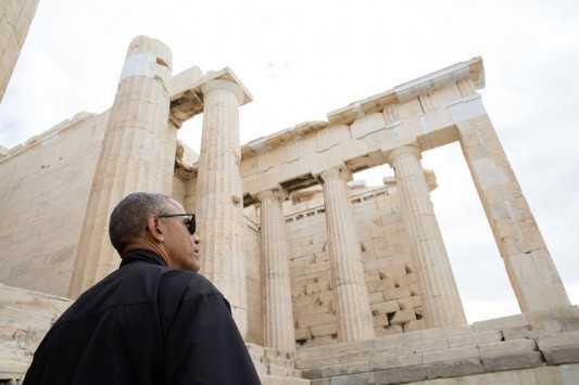 Πρεσβευτής του ελληνικού πολιτισμού ο Barack Obama
