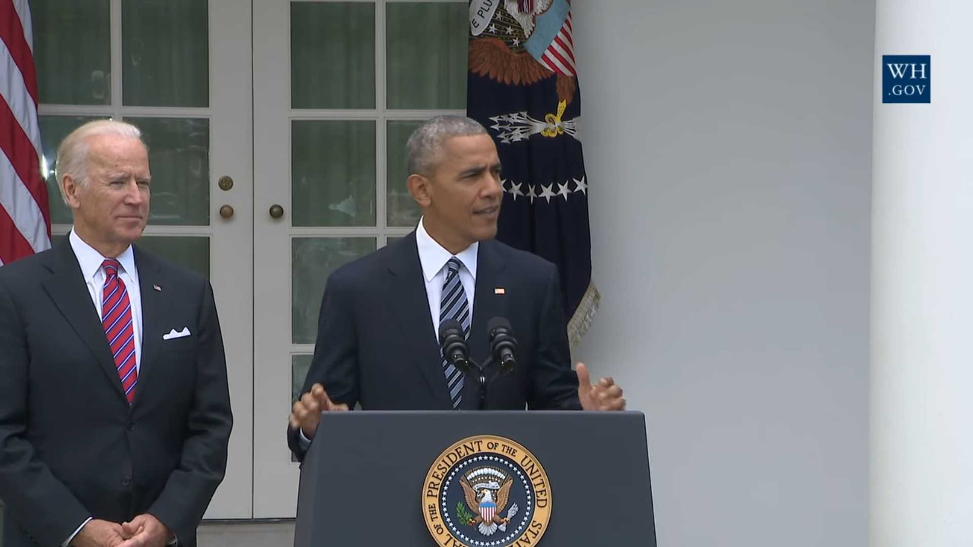 President Obama: We all want what's best for this country