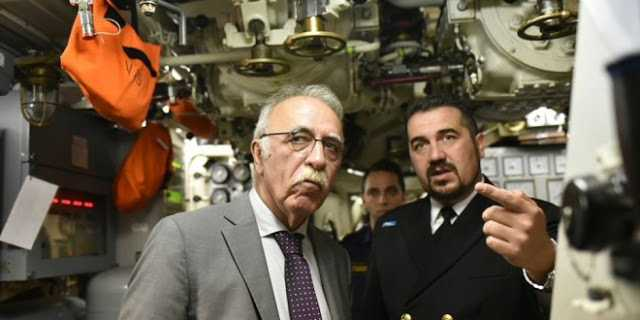 Vitsas: How Greece is going to highlight its National Defense Industrial Strategy