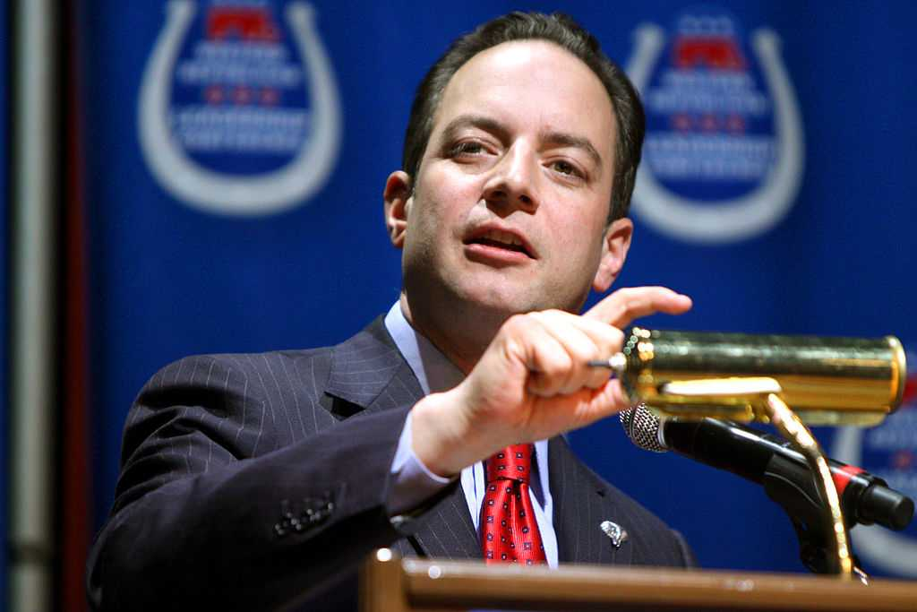 REINCE PRIEBUS on Inaguaration Reception: We will put the struggle of the Orthodox church in this White House