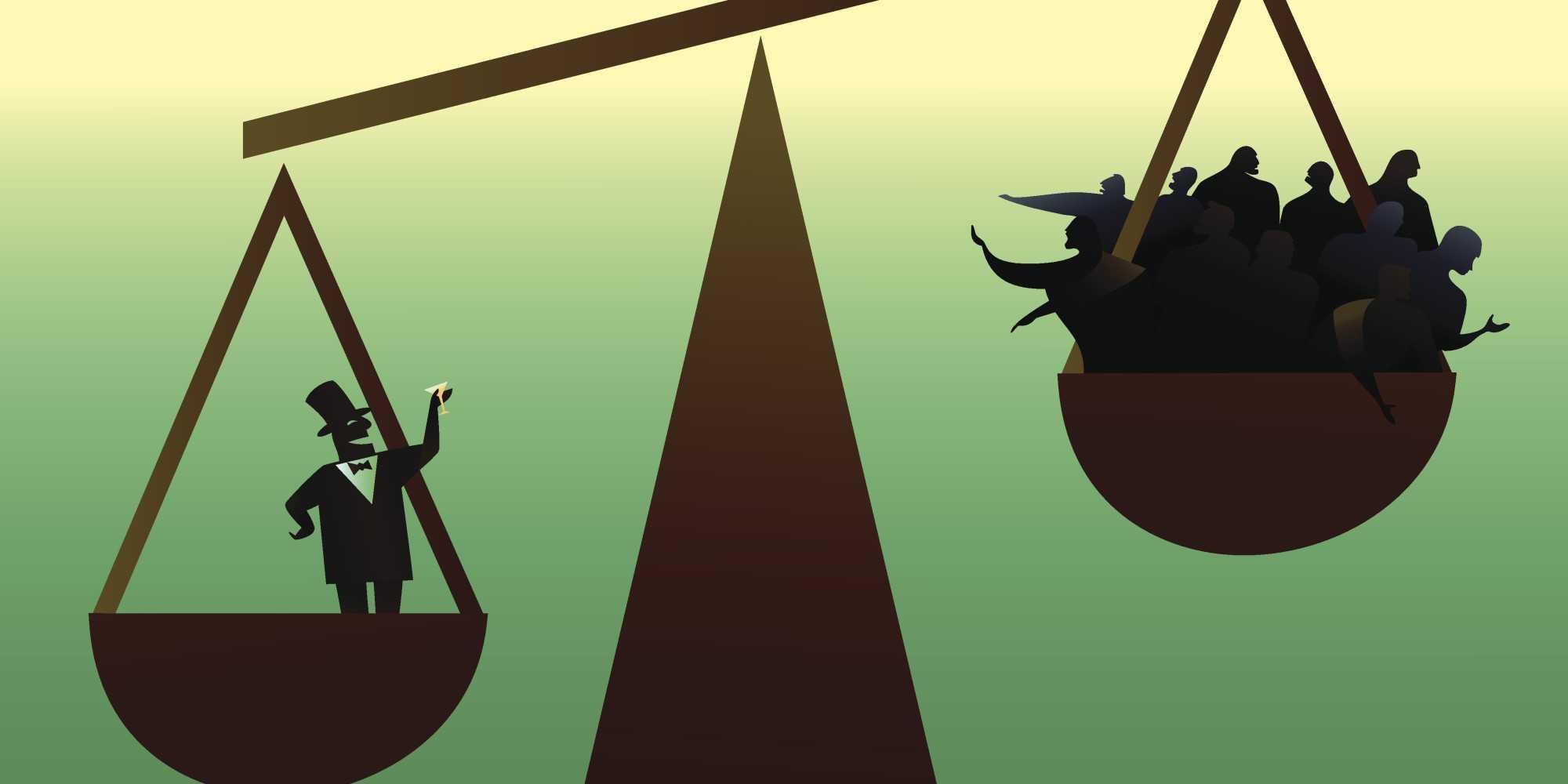 Οικονομική ανισότητα: 8 άνθρωποι έχουν ίδιο πλούτο με την μισή ανθρωπότητα!