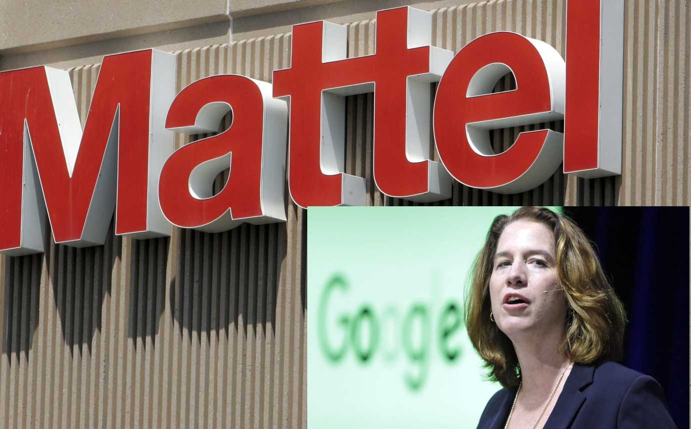 Mattel appoints Margaret Georgiadis as CEO