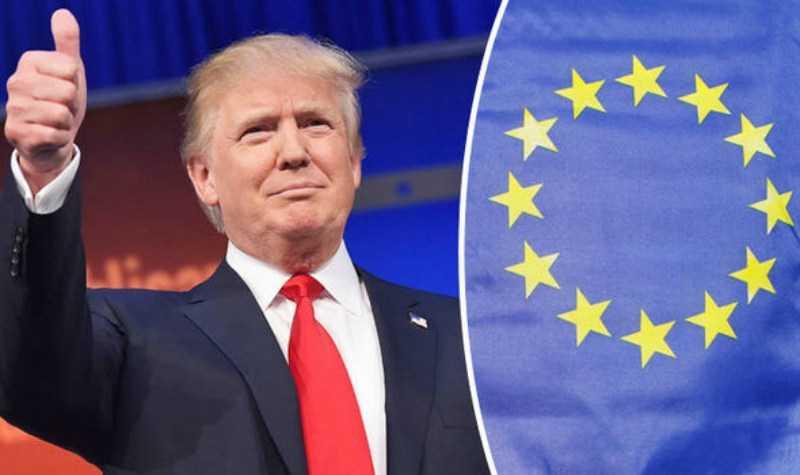 Ο Τραμπ τρομάζει τους Ευρωπαίους-Τα καλά και τα κακά νεά