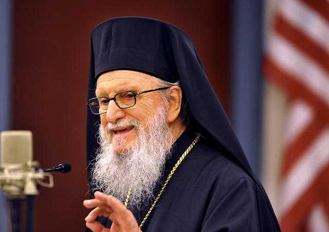 Archbishop Demetrios of America: We are inspired by our ancestrors' heroism