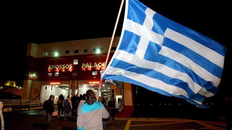 Απόβαση αγροτών στην Αθήνα: Με άγριες διαθέσεις οι Κρητικοί