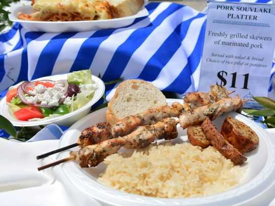 Souvlaki: a Greek delicacy of 6000 year old history!