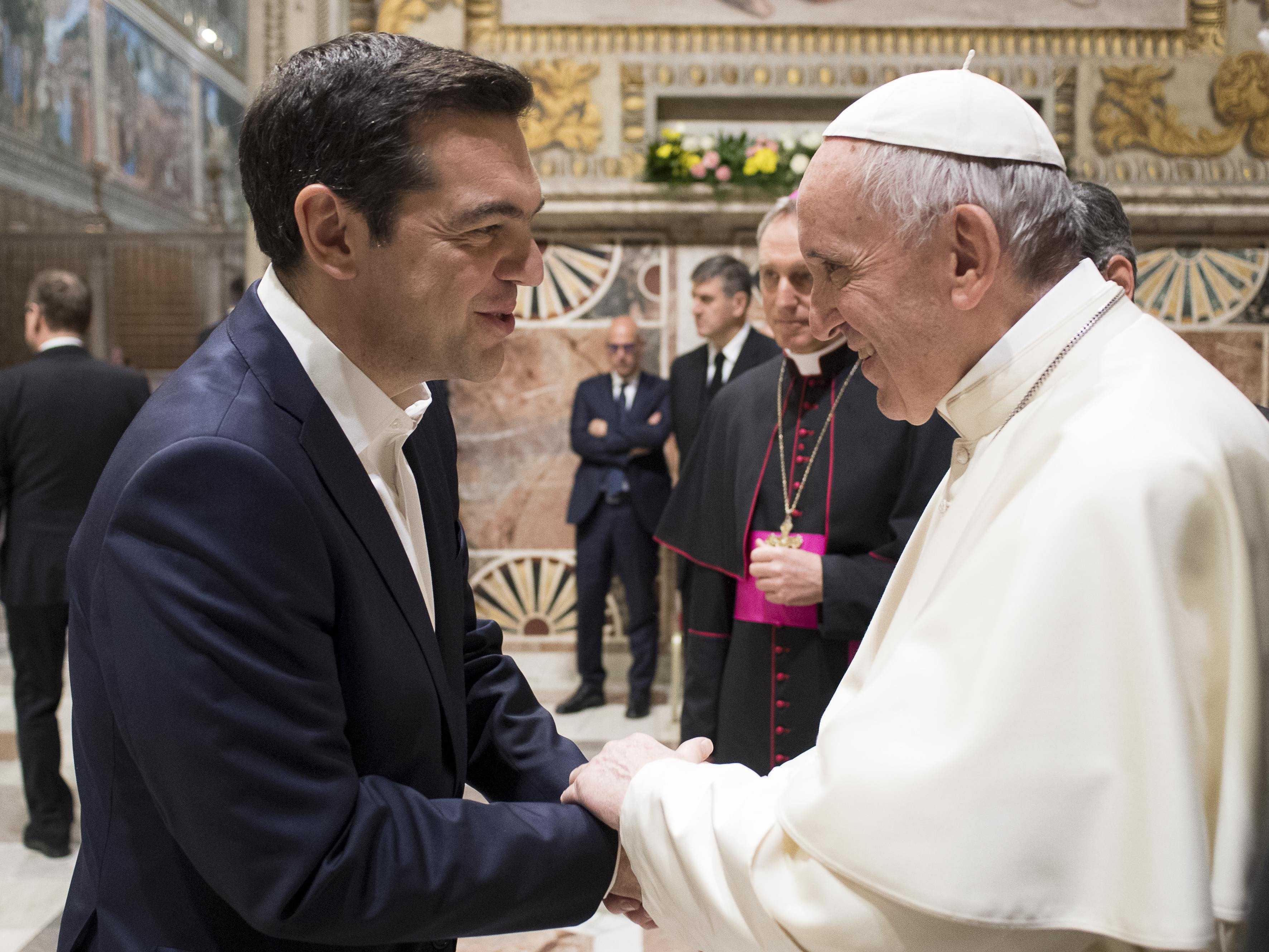Ο Πρωθυπουργός στη Ρώμη για τα 60 χρόνια από την ίδρυση της Ευρωπαϊκής Ένωσης