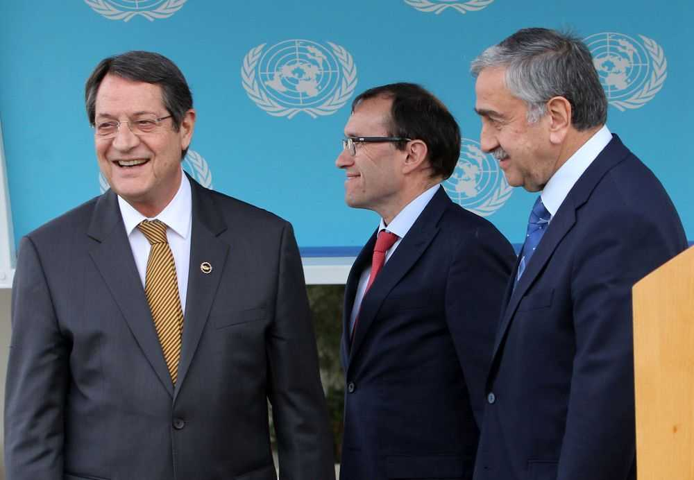 No United Nations bridging proposals are included in Eide's document