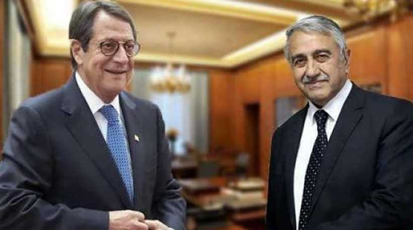 Anastasiades-Akinci on a «constructive» meeting