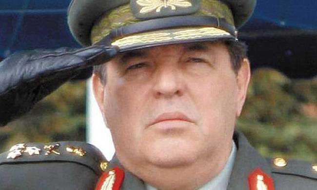 Στρατηγός Φράγκος: Η Συνθήκη της Λωζάνης είναι αδιαπραγμάτευτη