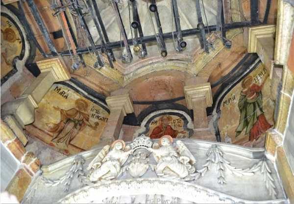 The Holy Canopy has been returned to use (photos)